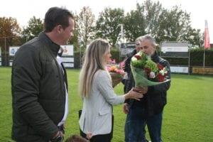 sponsoring VV woudenberg Dames1